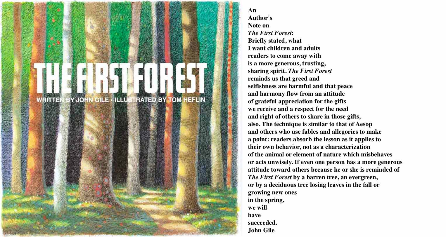 The First Forest note